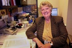 View our gallery of notable Enquirer personalities through the years. Pictured: Laura Pulfer