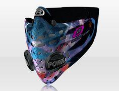 Respro® Skins™ pollution mask - GRAFFITI Pattern 3 #matchyourstyle