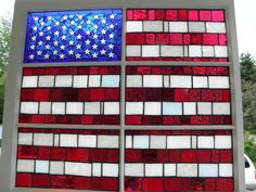 Flags - by Susan Moccia