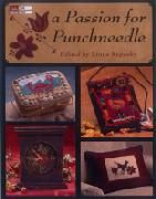Russian and Punch Needle Embroidery & Punch Needle Rug Hooking