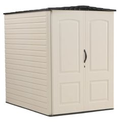 rubbermaid fg5l3000sdonx large storage shed from rubbermaid cyber
