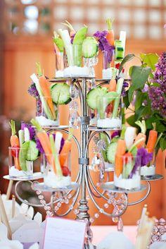 STYLEeGRACE ❤'s this Veggie Tray Idea!