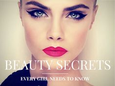 10 Beauty Secrets Every Girl Needs To Know | Blog by the Beach ~ Swimwear World