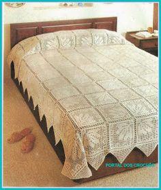 Art: Bedspread