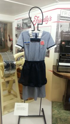 Classic Friendly's uniforms at the Museum of Springfield, MA History!