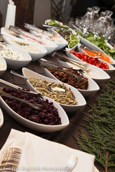 Make your own Salad Station