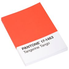 2012 color, journal, fashion, orange pantone, chili peppers, graphics, bold colors, tangerin tango, color swatches