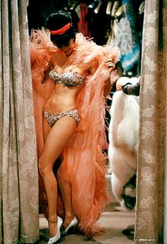 Natalie Wood as Gypsy Rose Lee in Gypsy (1962)
