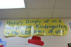 humpty dumpty and other nursery rhyme crafts like baa baa black sheep of jack and Jill