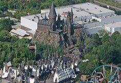 Wizarding world of Harry Potter. I want to go SOOOO BAD!!!!!