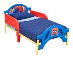 toddler bed,Spiderman,Spiderman bed,toddler furniture,boy beds