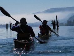 gangster kayaking, yo...
