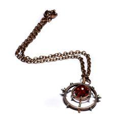 #Steampunk #Necklace