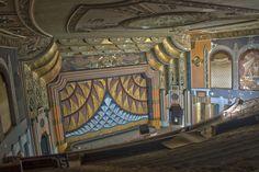 Abandoned Theater in Philadelphia