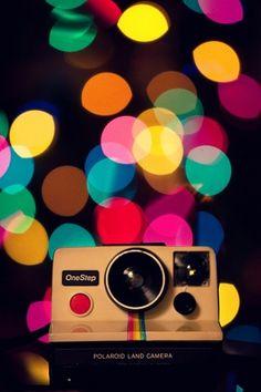 camera and light