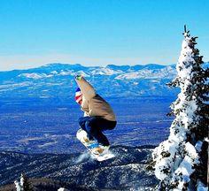 Santa Fe Ski, New Mexico