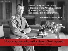 man of God / christian leader....think about it