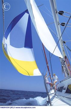 #sailing with spinnaker