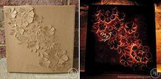 The Scrap Shoppe: Backlit Canvas Art