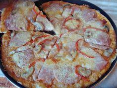CAIETUL CU RETETE: Cum se face blatul de pizza ?