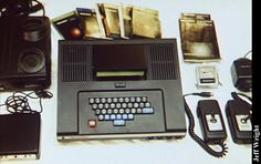 """My families 1st Home Computer """"Video Brain"""" from 1978. It was more like a video gaming system with game cartridges and controllers. I love to see the graphics on those games and compare to today's games. How far we have come in 30+ years."""