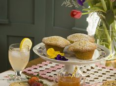 White House Honey Cupcakes