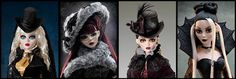 Evangeline Ghastly gallery from Tonner and Wilde imagination