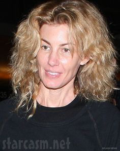 "Love to see the ""real"" version of people - Faith Hill with no makeup - now that's inspiring and now I don't feel so bad about my before/after looks :D"