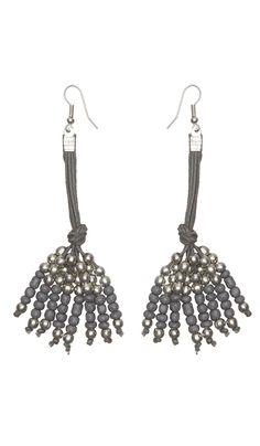 Gris Earrings - Plümo Ltd