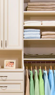 Create Your Dream Closet Checklist - The closet you've always wanted may be only 10 steps away.