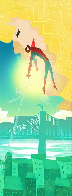 The Amazing Spider Man 2 Fan Art