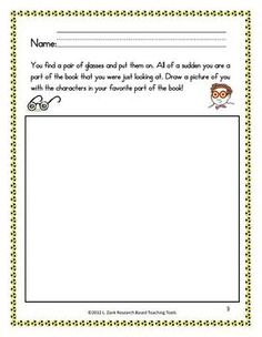 Book reports on pinterest book report projects book report