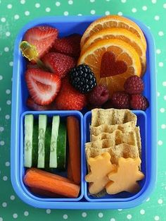 packed lunch.
