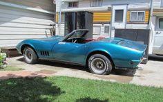 Bargain or Basketcase? 1969 Corvette Convertible - http://barnfinds.com/bargain-or-basketcase-1969-corvette-convertible/