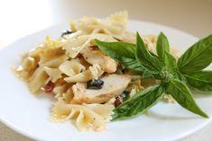 Greek Inspired Pasta Salad