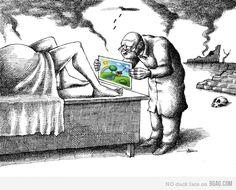 birth, mana neyestani, ugli truth, sad true, children, beauti, humor, mananeyestani, neyestanipolit cartoonist