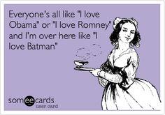 some Batman love