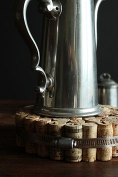 style-diaries: cork trivet
