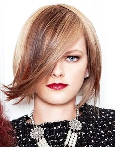 20 Short Hair Color for Women 2012-2013