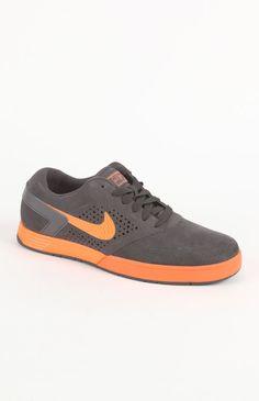 Mens Nike Shoes - Nike Paul Rodriguez 6 Suede Shoes $90