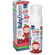 Intermed Babyderm Junior Cran 150ml
