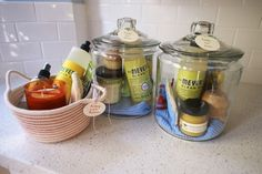 Easy DIY Housewarming gift sets