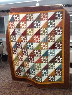 Merry Mayhem: 2014 New Year's Mystery Quilt on Planet Patchwork