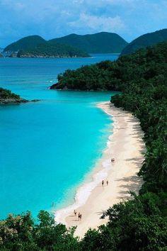 St. Johns Island, Trunk Bay.