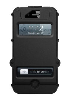 MERKURY INNOVATIONS  iPhone 4/4s Heavy-Duty Case for all those daredevil iPhone users