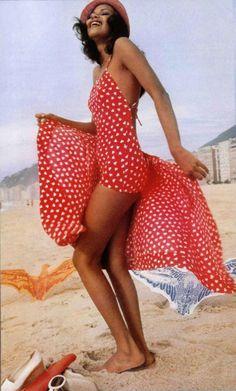 Givenchy L'officiel magazine 1974