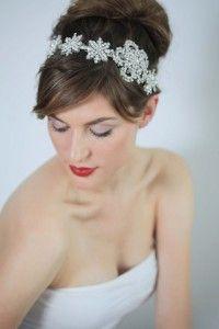 coiffure naturelle pour mariage