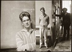 Vintage mugshots from 1920s Australia. via twistedsifter.com and the Historic Houses Trust.