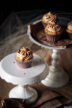 Salted Caramel #Cupcakes