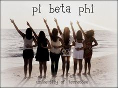 Pi Beta Phi arrows